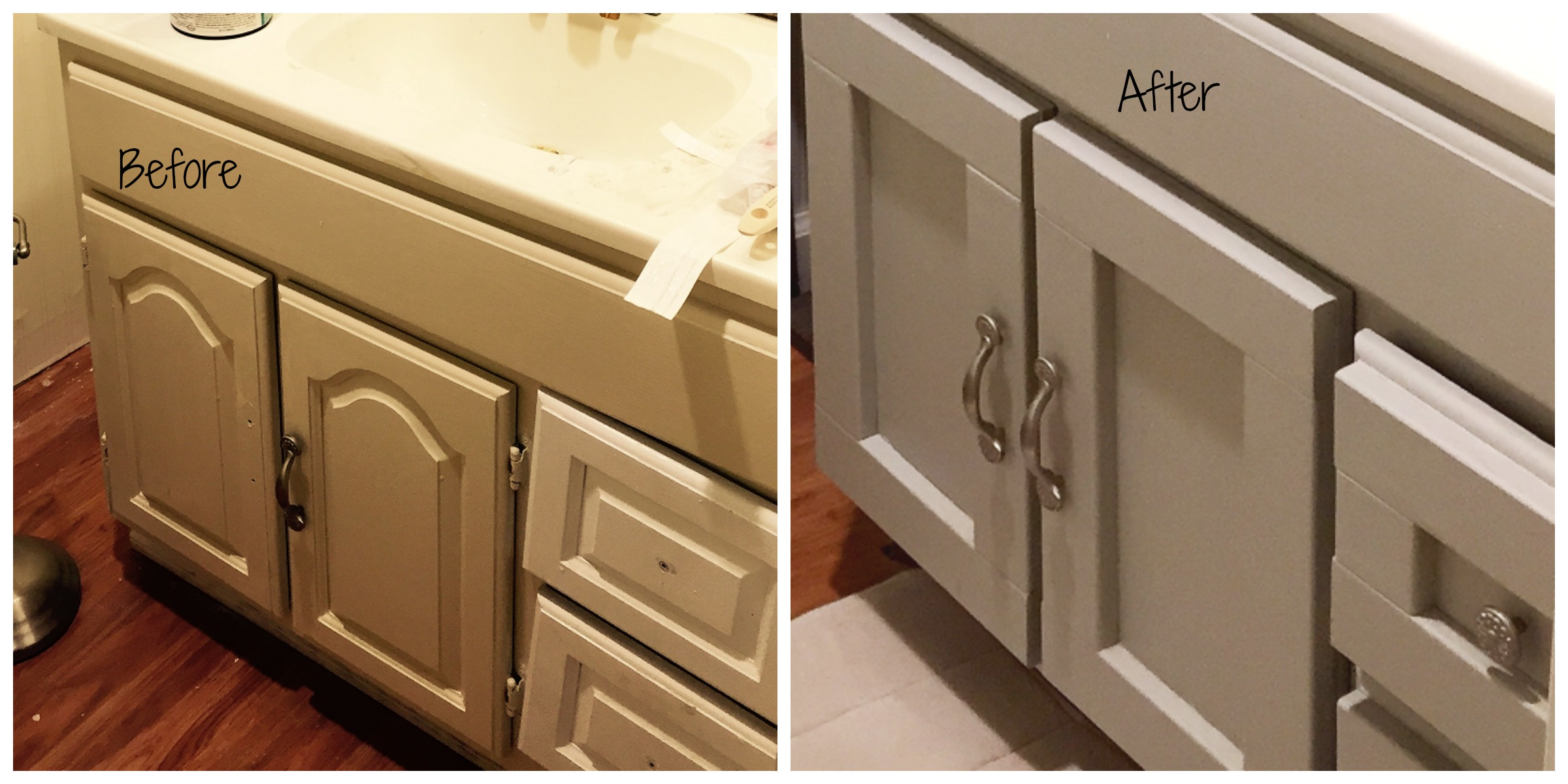 Martha Stewart Laundry Cabinet Splintered Real Renovations Real Restricted Budgets